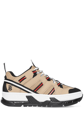 40mm Rs5 Leather & Mesh Sneakers