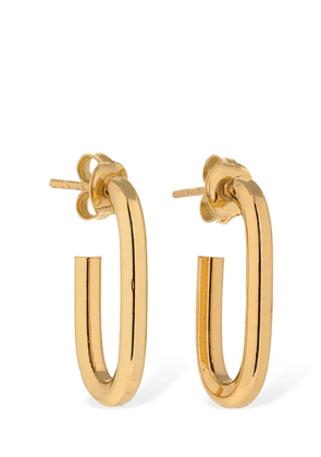 Slim Gold Harlem Earrings