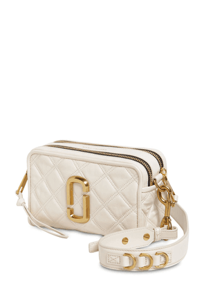 The Softshot 21 Quilted Leather Bag