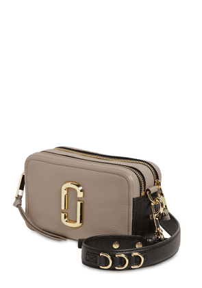 The Softshot 21 Leather Shoulder Bag