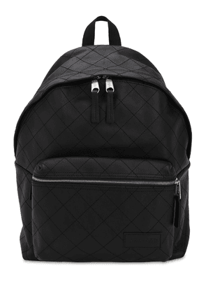 24l Pak'r Quilted Leather Backpack