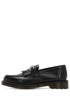 Adrian Snaffle Polished Smooth Loafers