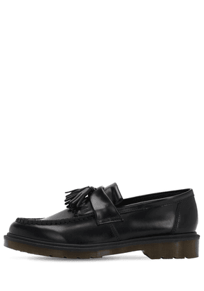 Adrian Polished Smooth Leather Loafers