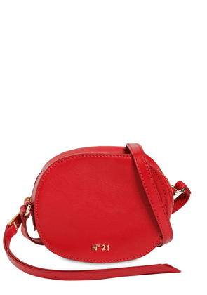 Micro Round Leather Bag