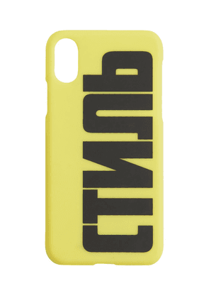 Printed Ctnmb I Phone X/xs Cover