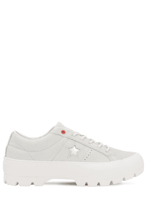 One Star Lugged Spacecraft Ox Sneakers