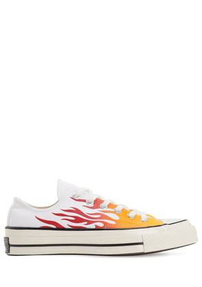Chuck 70 Archive Print Remixed Sneakers