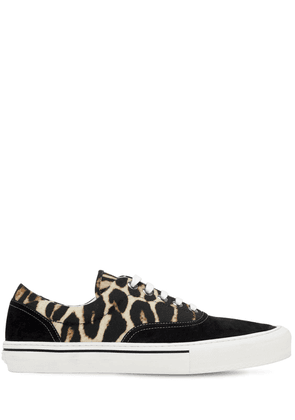 Tiger Wilson Leather Sneakers