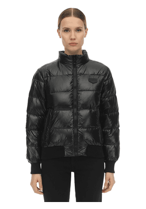 Menkib Nylon Down Jacket