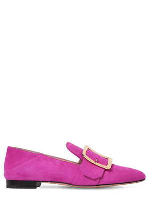 10mm Janelle Suede Loafers