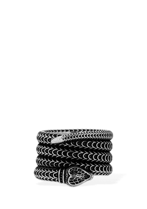 Gucci Garden Snake Statement Band Ring