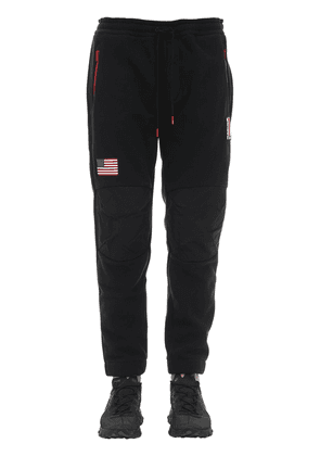 Logo Techno Pants