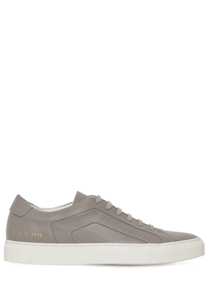 Achilles Multi-ply Leather Sneakers