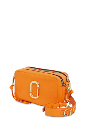 The Soft Shot 21 Leather Shoulder Bag