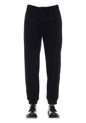 Cotton Stretch Jogging Pants