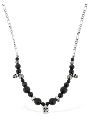 Skull Beads Necklace