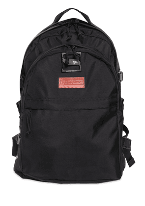 Embroidered New Era Canvas Backpack