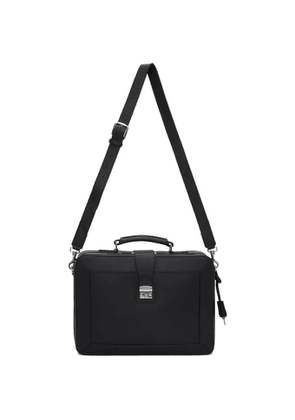 Tiger of Sweden Black Bardin Briefcase