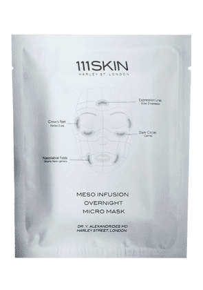 Pack Of 4 Meso Infusion Overnight Masks