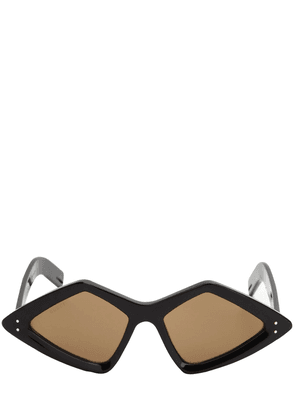 Rhombus Acetate Sunglasses