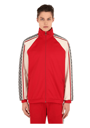 Tech Jersey Casual Jacket