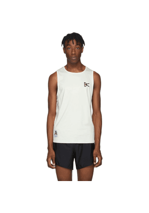 District Vision Off-White Air-Wear Singlet Tank Top