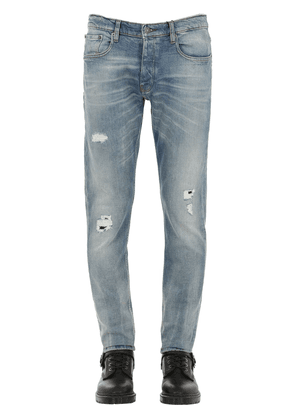 15cm Slim Cotton Denim Jeans