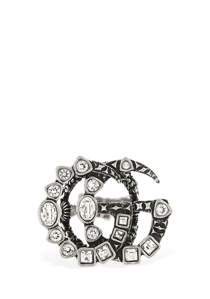 Gg Marmont Crystal Ring