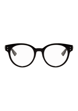Dior Black Round Acetate DiorCD3 Glasses