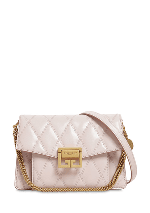 Gv3 Small Quilted Leather Shoulder Bag