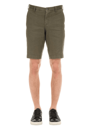 Cotton & Linen Shorts
