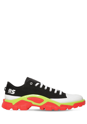 Rs Detroit Runner Canvas Sneakers