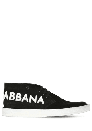 Agrigento Suede Lace-up Shoes