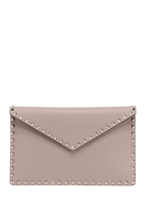 Rockstuds Leather Pouch