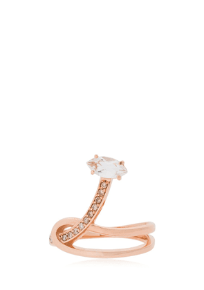 Giglio Gloriosa - Glory Rose Gold Ring