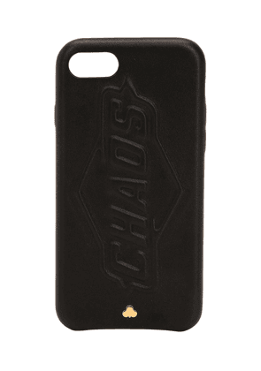 Blackout Leather Iphone 7/8 Cover
