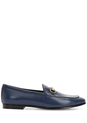 10mm Jordaan Horsebit Leather Loafers