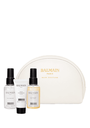 Hair Styling Cosmetic Bag Set