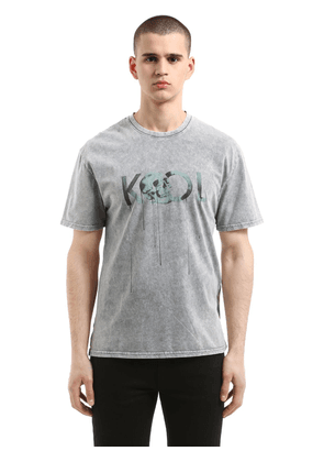 Printed Kool Cotton T-shirt