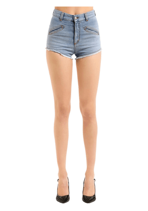 Edi 70's Denim Shorts