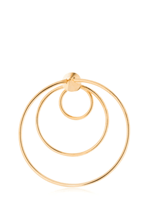 Twins Hoop Mono Earring