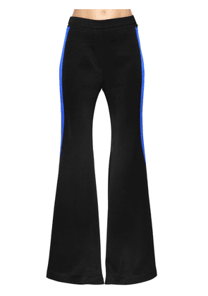 Flared Cady Pants W/ Side Bands