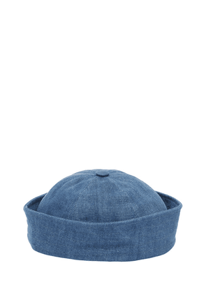 Handmade Cotton Denim Sailor Hat