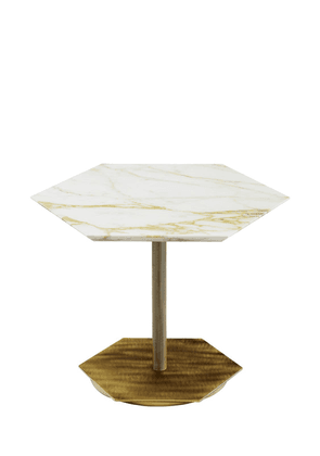 Ted Marble Accent Table