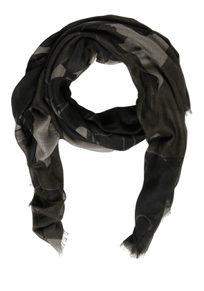 Panther Modal, Cashmere & Silk Scarf