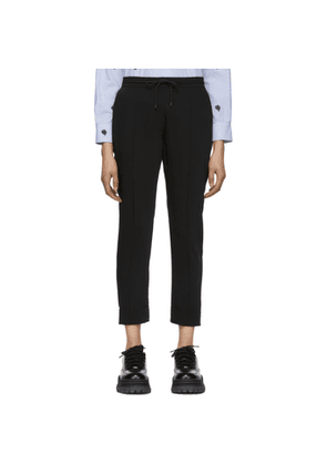 Kenzo Black Tailored Trousers