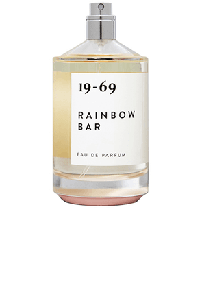 19-69 Fragrance in Rainbow Bar - White. Size all.