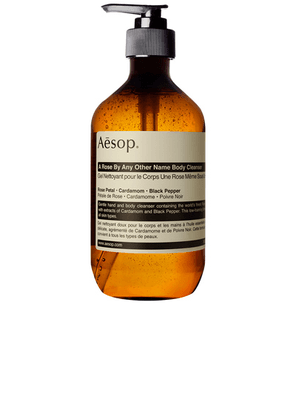 Aesop A Rose By Any Other Name Body Cleanser in N/A. Size all.