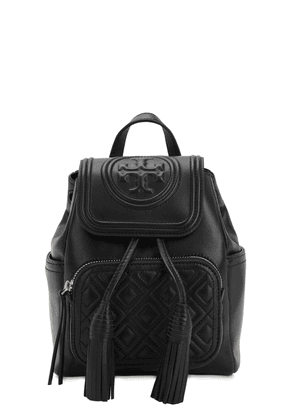 Fleming Mini Quilted Leather Backpack