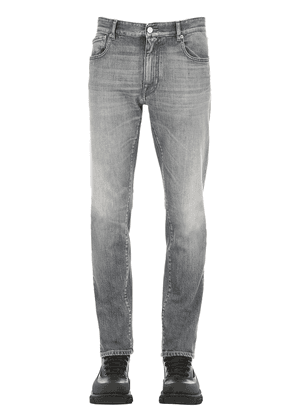Longton Slim Washed Denim Jeans